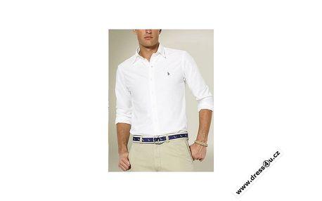 Špičková košile věhlasné značky Ralph Lauren Oxford
