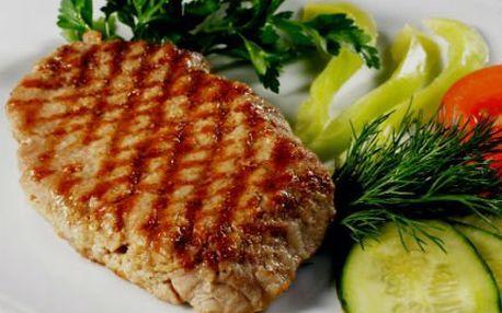 Tatarák nebo kuřecí či vepřový steak! Pochutnejte si ve stylové restauraci Arigone. Mějte plná a spokojená bříška!