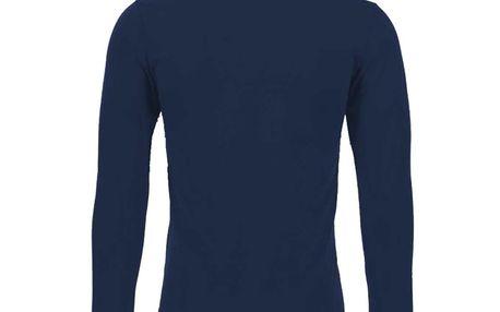 Pánské tričko s košilí Redbridge tmavě modré