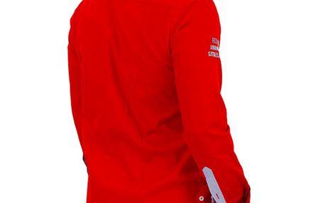 Pánská košile Redbridge červená