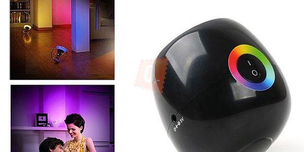 Světelný LED projektor s 64 druhy světla a poštovné ZDARMA! - 345