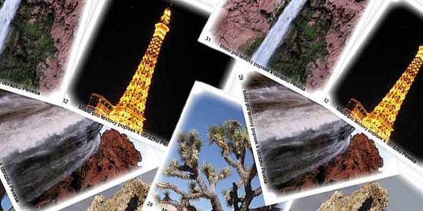 99 Kč za Pexeso z vlastních fotografíí. Vytvořte originální dárek a zvěčněte Vaše vzpomínky na 36 originálních kartičkách s popiskem!