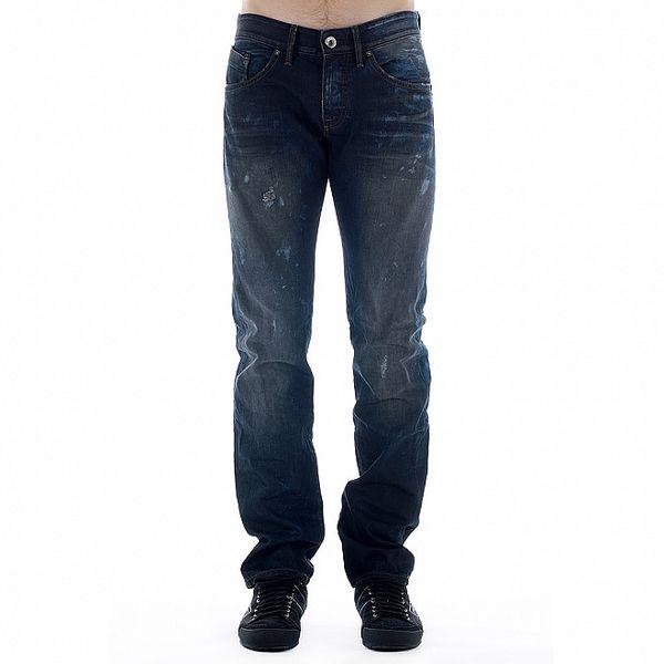 Pánské tmavě modré džíny Freesoul