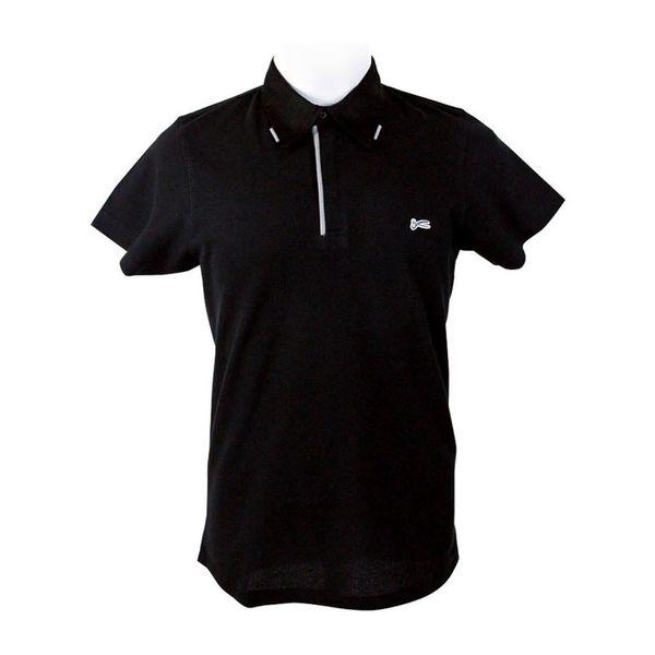 Pánské polo tričko Denham černé