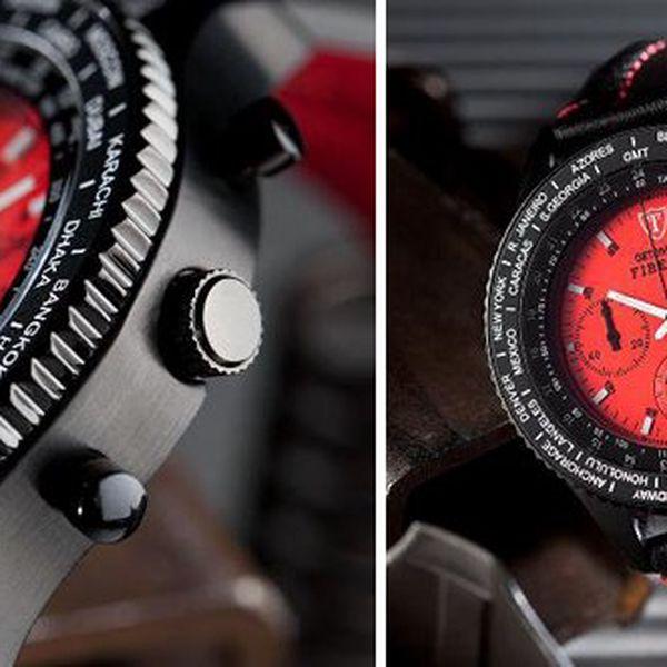 Pánské hodinky Detomaso Firenze z kolekce 2012. Exkluzivní design 9a0055fbc3