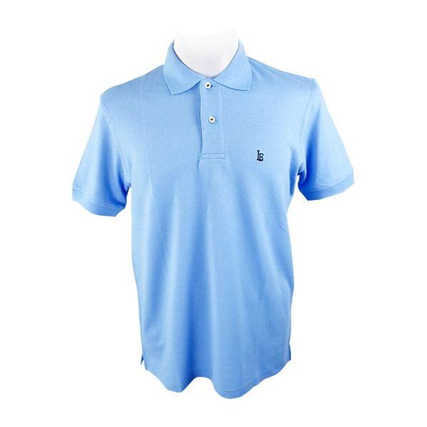 Pánské polo tričko Louis Estére světle modré