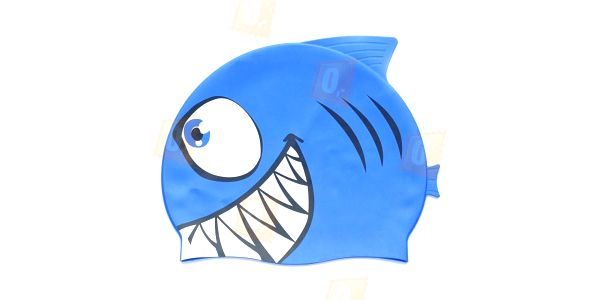 Koupací čepice s motivem žraloka a poštovné ZDARMA! - 703