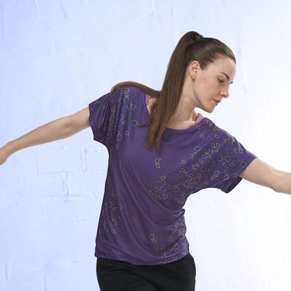 Prodyšné extra široké tričko s funkčním vláknem DryActive Plus. Originál z Tchibo