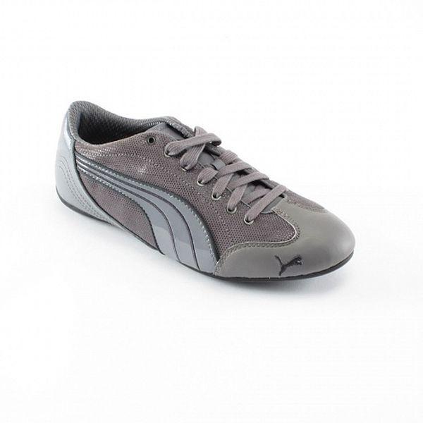 Dámské šedé tenisky Puma