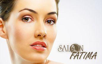 Permanentní make-up obočí, očí nebo rtů