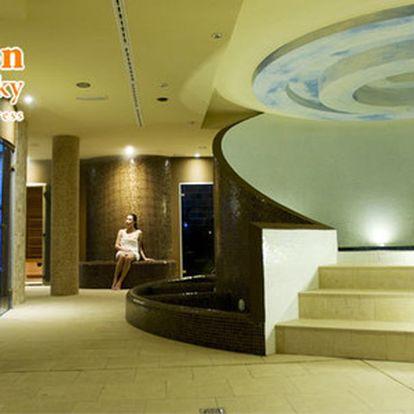 Relax v top wellness centru