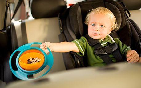 Gyro Bowl nevyklopitelná miska pro děti a poštovné ZDARMA! - 20435