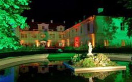 3 denní zámecká romantika pro 2 osoby v zámku Loučeň pro 2 osoby
