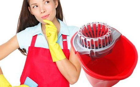 Kbelík se ždímačem! Ulehčete si domácí práce s úžasným pomocníkem jen za 299 Kč!