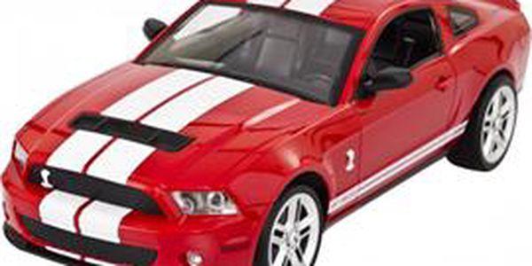 Ford Mustang Shelby GT 500. Model legendárního sporťáku. Dárek pro velké i malé kluky.