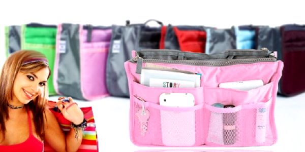 Elegantní a moderní ORGANIZÉR Travel Bag jen za 249 Kč VČETNĚ POŠTOVNÉHO! Na výběr 4 barvy se slevou 69%! Hodí se jak při cestování, tak ve všední dny.
