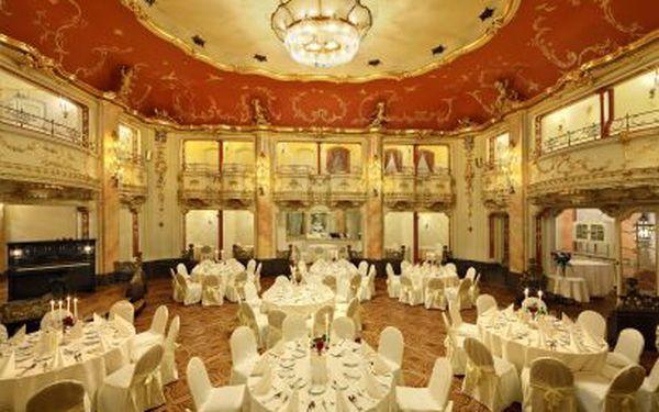 Mozartův koncert s večeří od 899 Kč! Kultura v Grand Hotelu Bohemia*****!