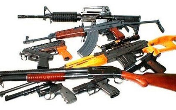 Akční střelba z 8 vojenských zbraní – nepotřebujete zbrojní průkaz, vystřílíte 35 ostrých nábojů