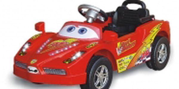 Elektrické autíčko - Cars