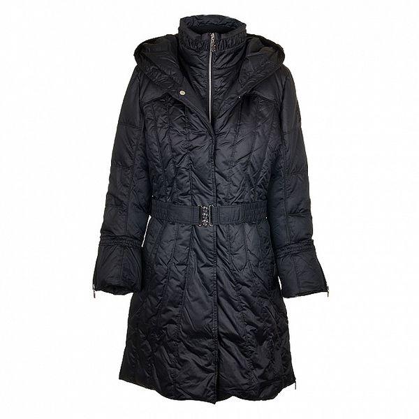 Dámský černý péřový kabát Northland