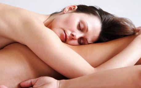 Hodinová tantra masáž za 900 Kč! Sleva 50%!