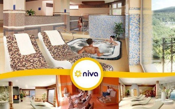 Pobyt v hotelu v Luhačovicích od 3980Kč pro dva!