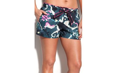 Dámské boxerky DKNY s kapsami na bocích. 100% bavlna.