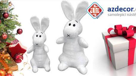 Mluvící kamarádi Bob a Bobek od www.azdecor.cz jen za 229 Kč! Potěšte své děti plyšovými kamarády pod stromečkem s 42% slevou! DVA plyšáci za skvělou cenu čekají na Vás!