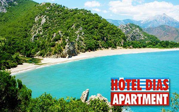 8 dní v apartmánu v Řecku od 1 061 Kč! Moderní studia a apartmány pro 2–5 osob, termíny od 1. 5. do 31. 10. 2013
