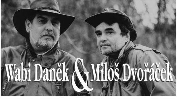 Wabi Daněk & Miloš Dvořáček - Vánoční koncert v Divadle ABC