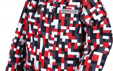 Alpine Pro Kid's Jacket. Dětská zimní bunda vhodná na lyžování