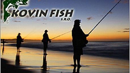 Kovin Fish poukaz