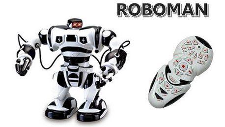Inteligentní hračka ROBOMAN na dálkové ovládání