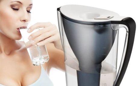 Filtrační konvice Penguin! Ušetřete a mějte skvělou vodu! Objem 2,7 l!