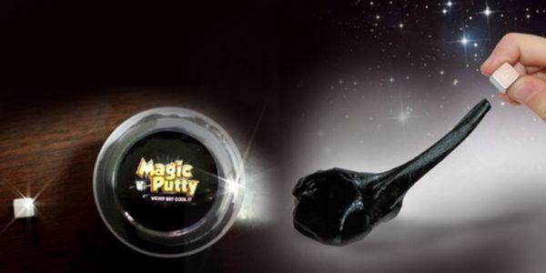 Inteligentní a nemastící se supermoderní plastelína za skvělou cenu 159 Kč! Pořiďte originální dárek dětem i dospělým!! Se slevou 52%!!