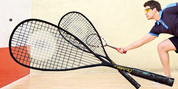 Squashová raketa Oliver z limitované edice