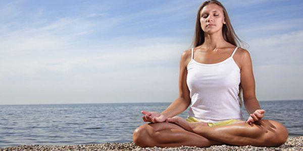 Lekce Hatha jógy - 90 minut. Využijte jógu ke zlepšení kondice a celkového zdravotního stavu!