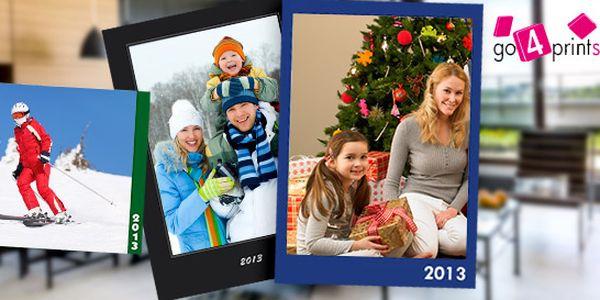 Luxusní fotokalendáře ve velkém formátu A3