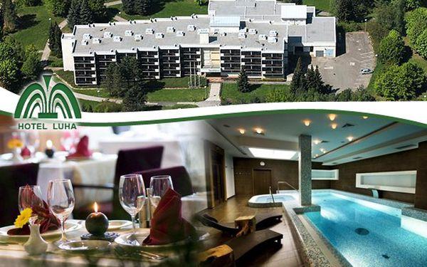 3denní pobyt pro 2 v lázních Luhačovice 2290 Kč!