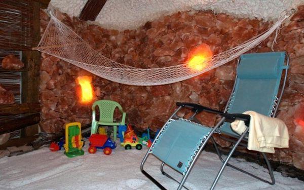2 vstupy do solné jeskyně Halos