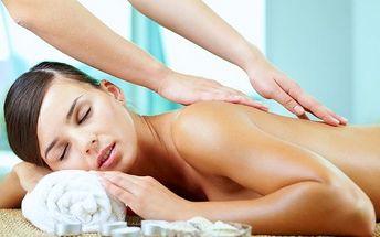 Breussova masáž - 60 minut