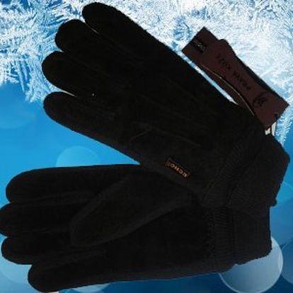 Zimní kožené rukavice! Buďte připraveni na zimu! Pro dámy i pány, v několika barvách i velikostech!