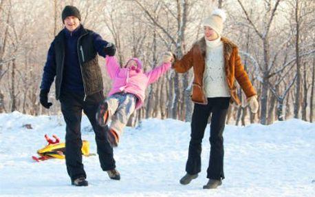 3denní pobyt na Vysočině! Užijte si VE DVOU pohodu v rodinném penzionu. Plná penze a děti do 3 let ZDARMA!