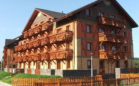 Prožijte ve dvojici luxusní týdenní dovolenou s lyžováním za 158,40 €