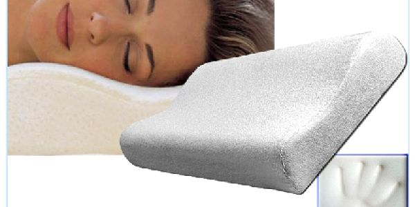 Komfortní a klidný spánek s polštářem Comfort Memory Pillow. Již žádné noční můry !!! Jen zdravé a krásné sny...