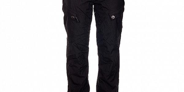 Dámské černé lyžařské kalhoty Trimm Nessa