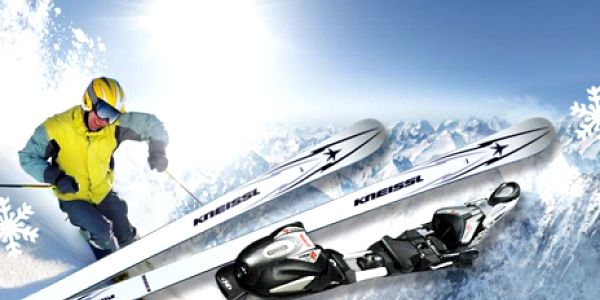 Cenová bomba! Kompletní CARVINGOVÝ set LYŽÍ Kneissel a K2 včetně VÁZÁNÍ Marker jen za 4.799 Kč! Totální výprodej skladů lyží K2 a Kneissel se slevou 70%! Super dárek!