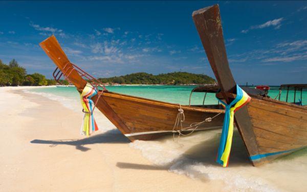 Začátek nového roku v Thajsku. Letecký zájezd do letoviska Pattaya na 16 dní v termínu 3-18.1.2013.