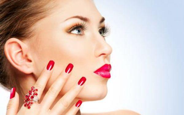 Modeláž nehtů! Gelová či acrylová modeláž nehtů - na výběr mnoho barev laků a šablon!