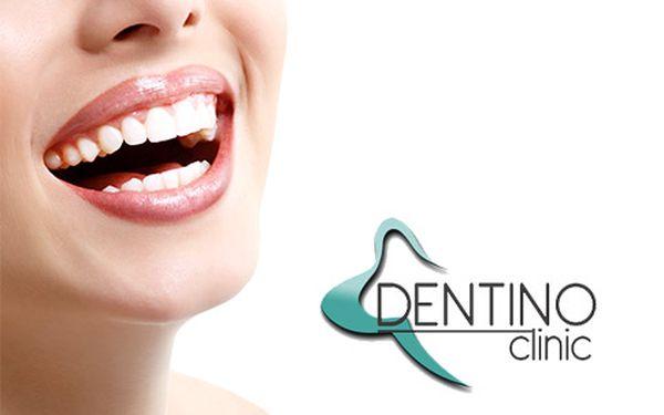 Hodinová dentální hygiena včetně vyšetření
